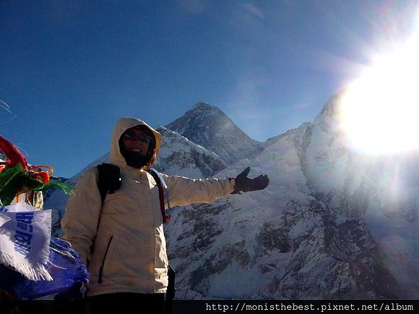 2013【聖母峰基地營 Everest Base Camp(5,364M) + Kala Patthar(5,550M)】五