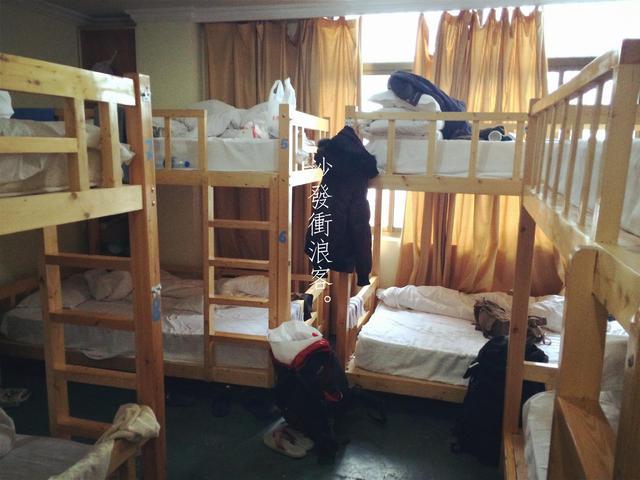 青年旅館。一段出走的故事
