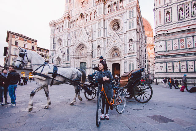 單車初遊意國 ﹣ 佛羅倫斯篇
