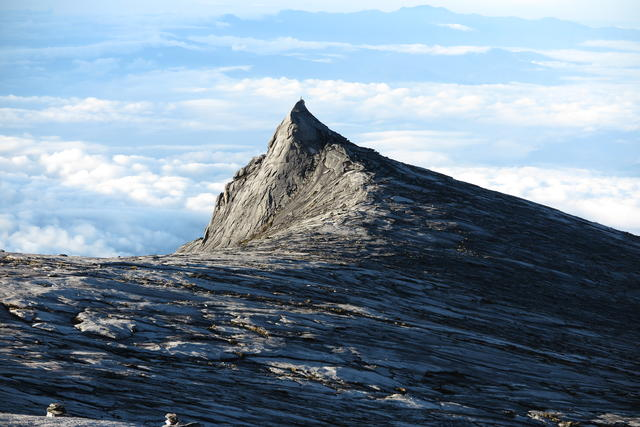 【沙巴】在神山上看雲海