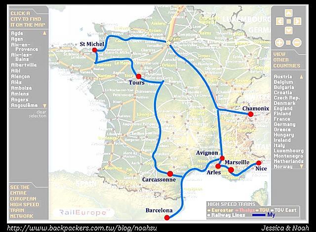 點一下圖片以檢視大圖  名稱:Rail_Route.jpg 檢視次數:5 檔案大小:276.7 KB ID:41672