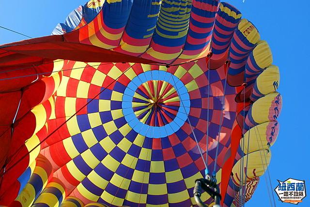 日出氣球的冒險.彩色熱氣球【紐西蘭】