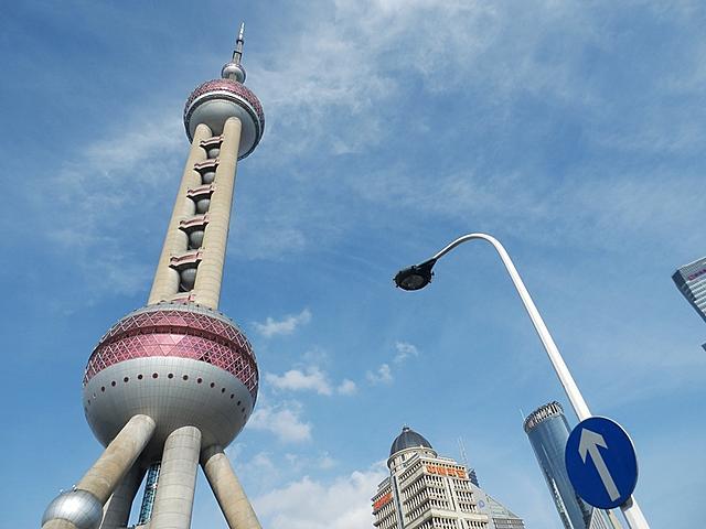 愛上上海的理由