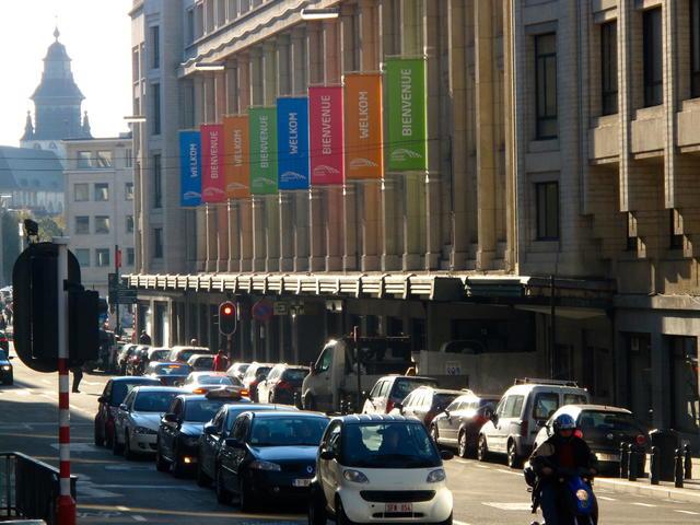 Bruxelles/Brussel/布魯塞爾,最無聊的歐洲城市