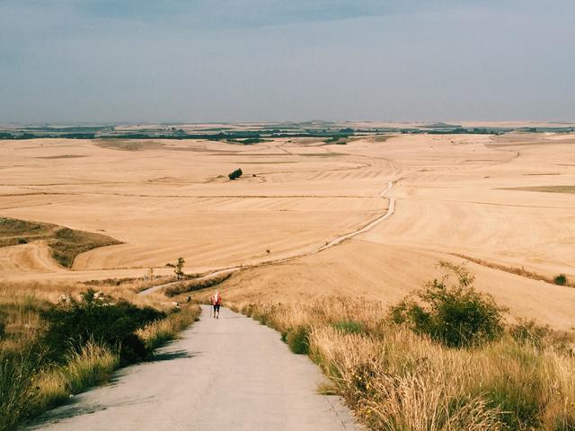 西班牙朝聖之路,屬於自我的旅程