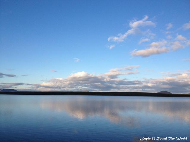 環遊世界 冰島篇 Day5 Myvatn米湖的一天