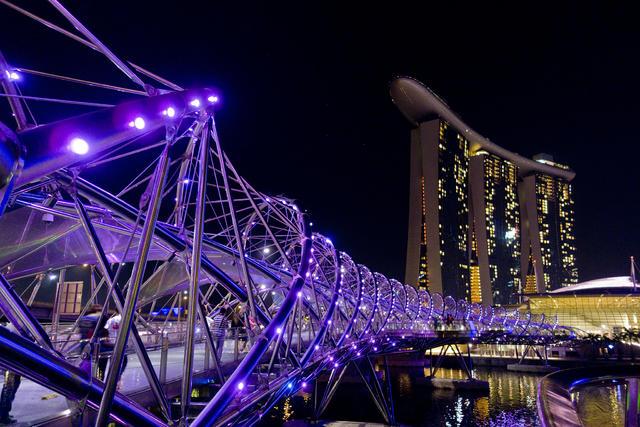 去新加坡看台灣──都市發展