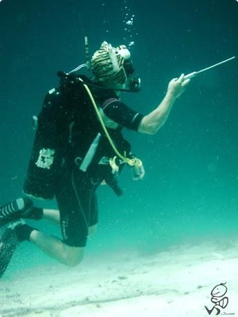 菲律賓潛水導遊背後的奮鬥故事