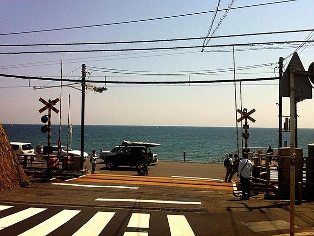 江ノ島ー在鎌倉高校前遇見灌籃高手,找尋熱血的回憶!