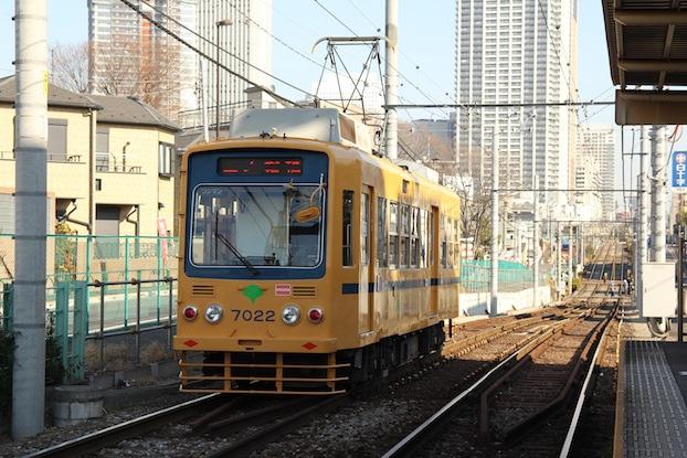 東京親子電車之旅—緩慢東京。荒川都電